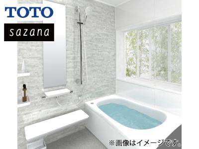 新TOTOシステムバスルーム「サザナ」<ベーシックプラン1216サイズ>※設置工事費込価格 戸建用(既存ユニットバスの場合)の商品画像