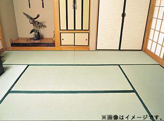【熊本産い草】畳新調6畳セット(6枚)「竹」江戸間タイプ(1畳サイズ:89cm以下×178cm以下)の商品画像