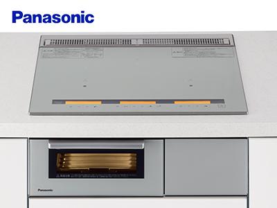 <天板幅60cm>PanasonicビルトインIHクッキングヒーターKZ-YS36S※交換標準工事費込価格(IH→IH交換)【A-selection 対象商品】の商品画像